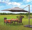 Imagen de Sombrilla Aluminio Premium 3x3 Parasol