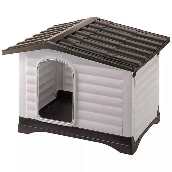 Imagen de Casa Cucha Perro Gato Mascota Térmica Impermeable