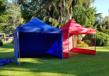 Imagen de Carpa Gazebo Plegable Reforzado 3x4.50m Con Laterales + Bolso